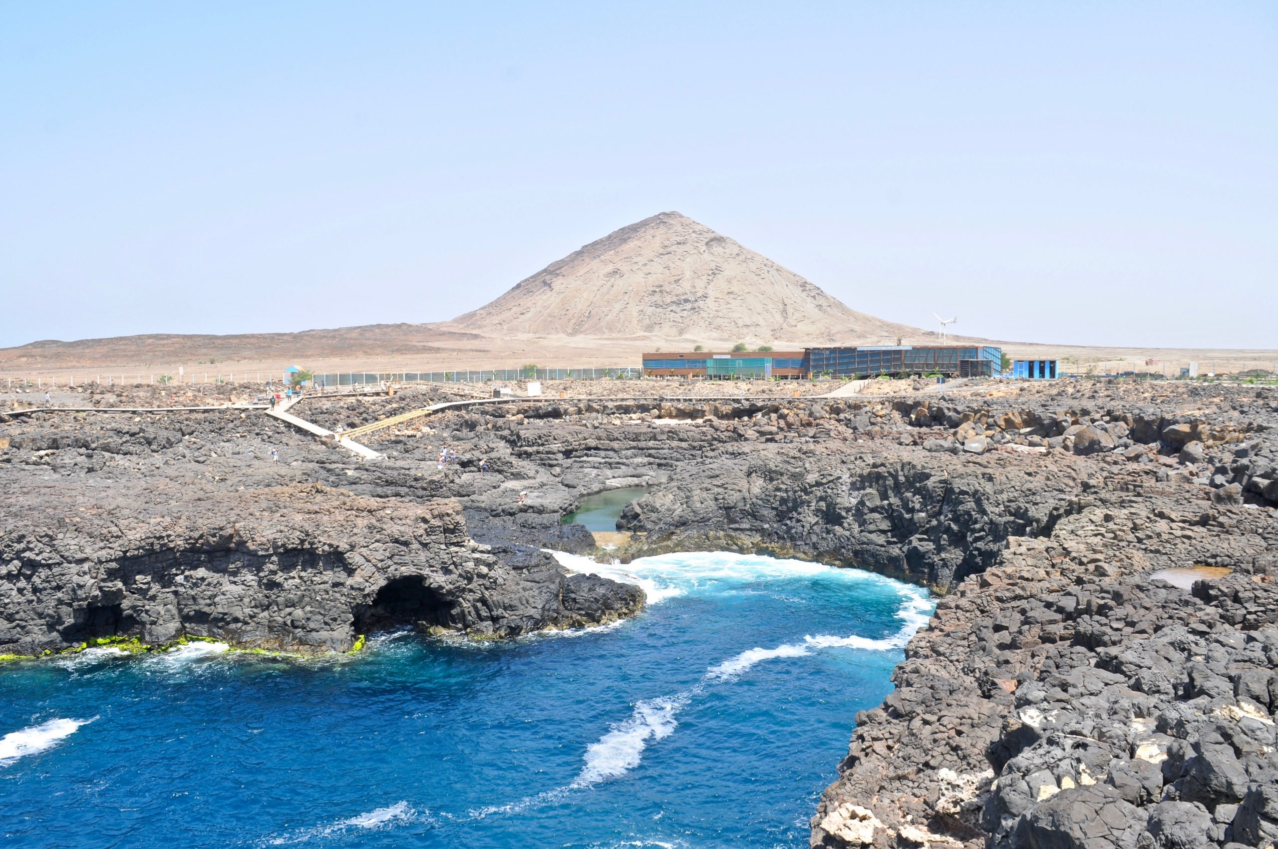 Sustainable Financing of the Protected Areas System in Cape Verde