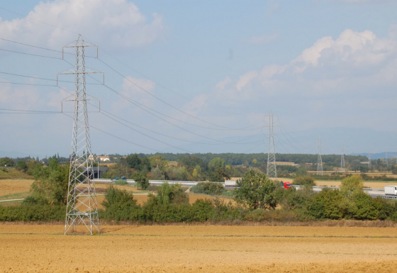 Environmental Impact Assessment of the rationalization of the transmission electric grid in Arezzo Province